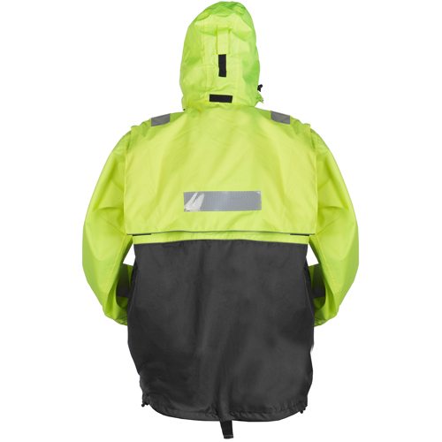 Besto Pilot jacket yellow/black