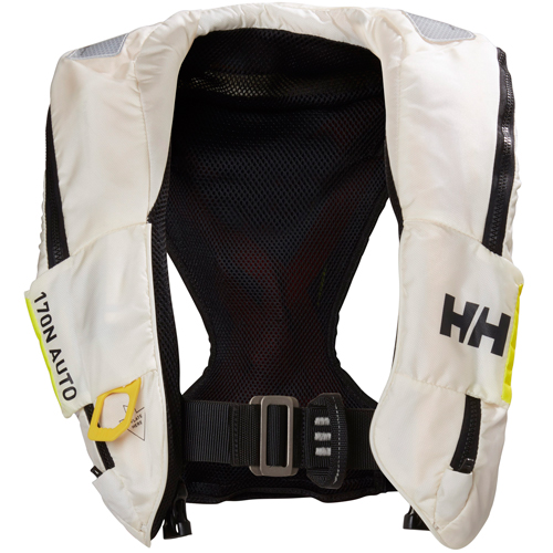 Helly Hansen sailsafe inflatable coastal reddingsvest wit