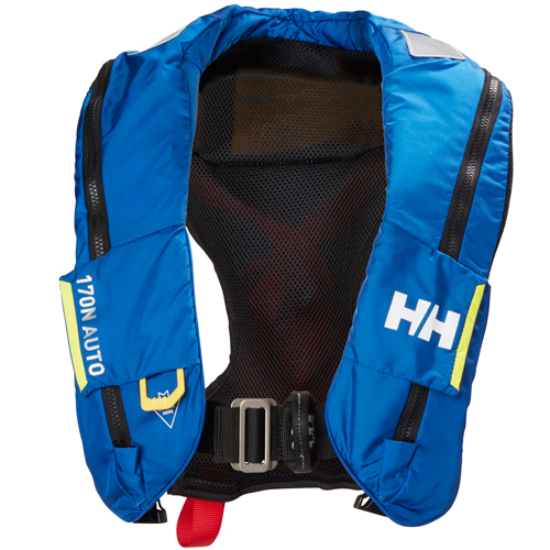 Helly Hansen sailsafe inflatable coastal blauw reddingsvest