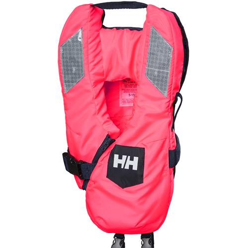 Helly Hansen baby safe reddingsvest kind roze 5-15 kg