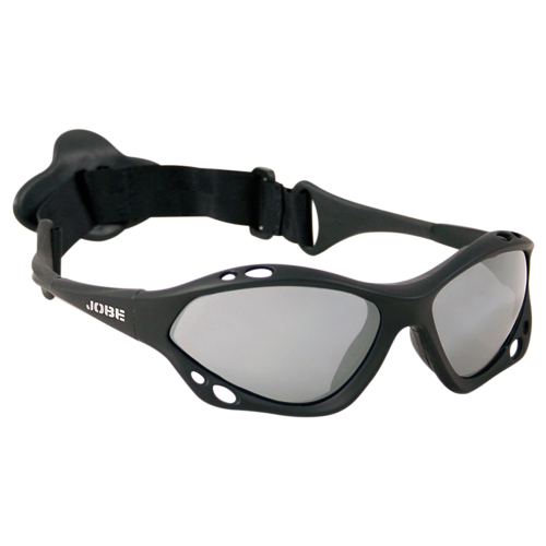 Jobe Float Glasses Black Rubber Polarized