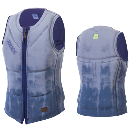 Comp impact shield heren reversible blauw