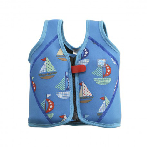 Splash About float jacket set sail