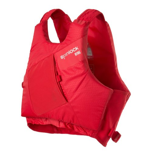 Spinlock Wing rood zwemvest