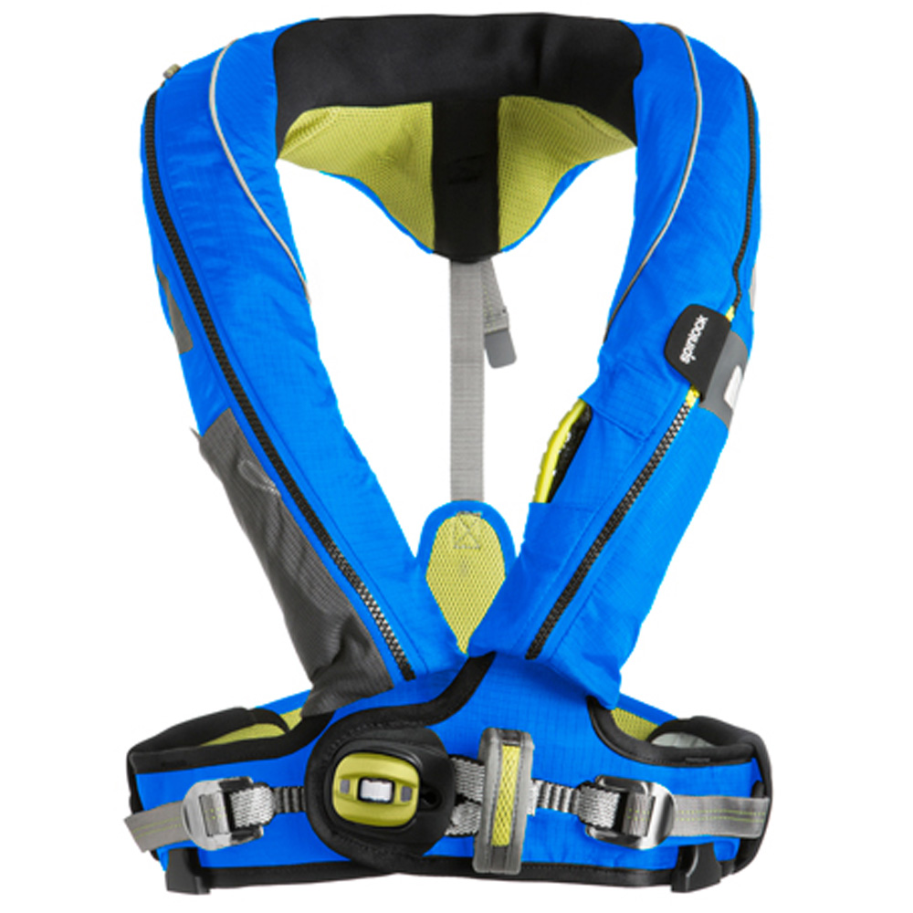 Spinlock Deckvest 5D 170N pacific blue